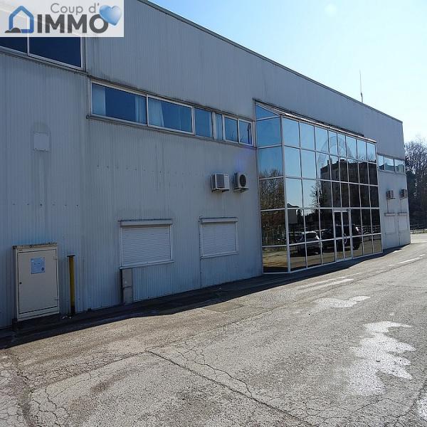 Location Immobilier Professionnel Bureaux Troyes 10000